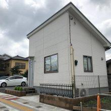 建物廻りに土間コンクリート NO.1152の施工写真1