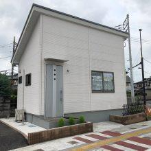 建物廻りに土間コンクリート NO.1152の施工写真メイン