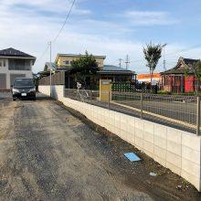 家いっぱいのウッドデッキ NO.1149の施工写真2