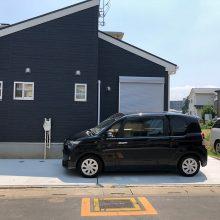 駐車場の土間コンクリート工事 NO.1156の施工写真メイン