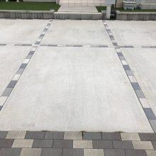 駐車場のスリット工事 NO.1148の施工写真2