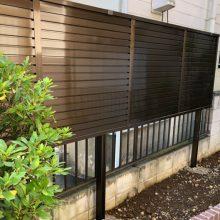 お庭のリフォーム工事 NO.1153の施工写真メイン