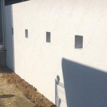 大きなテラスとタイルデッキ NO.1167の施工写真2