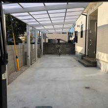 駐車場の土間工事 NO.1177の施工写真2