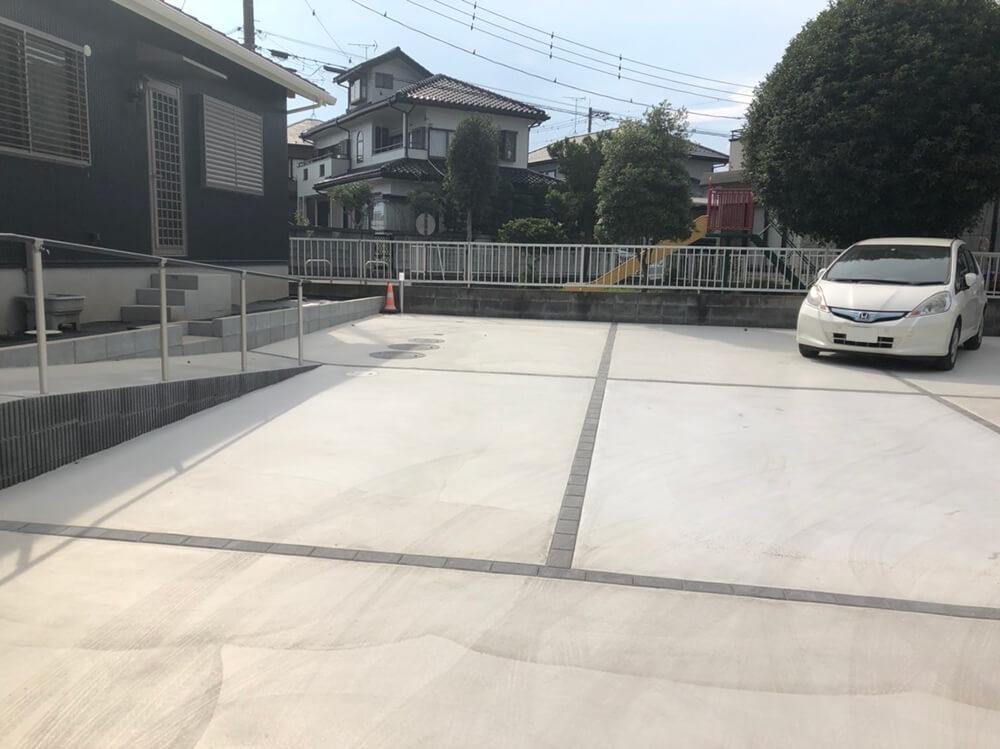 スロープ・土間コンクリート工事 NO.1275の施工写真3