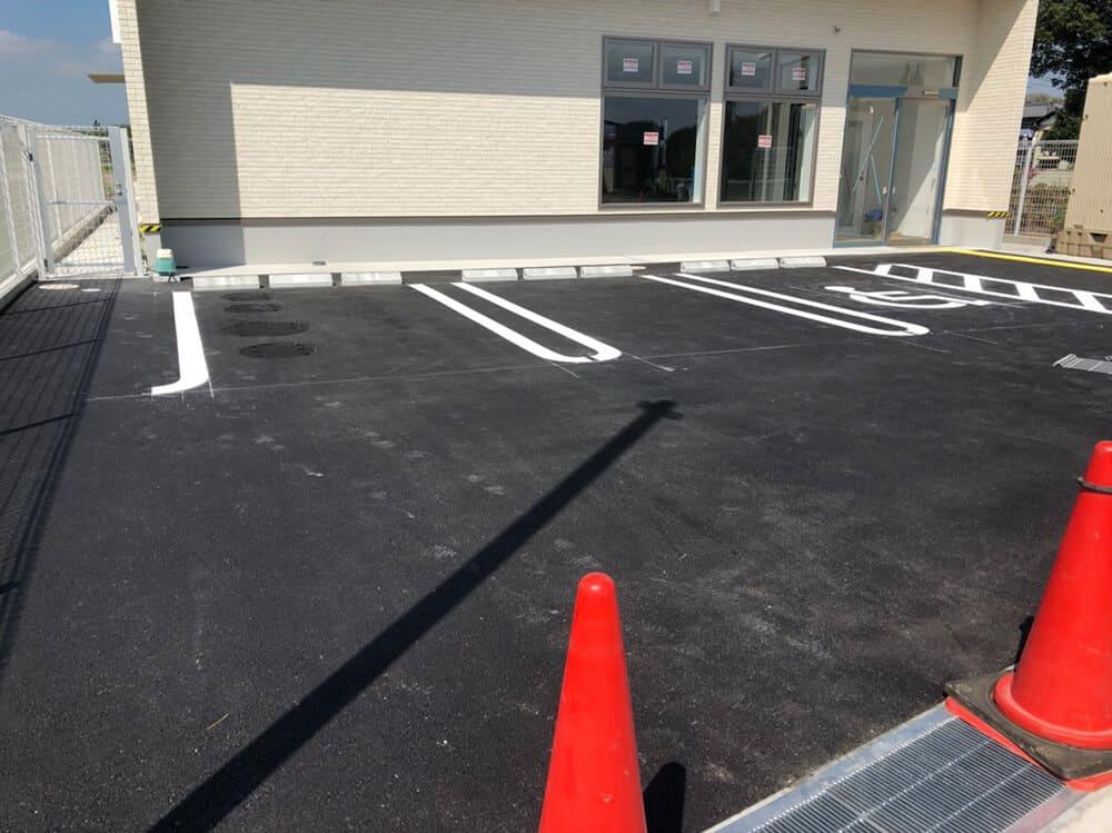 駐車場・フェンス工事 NO.1276の施工写真メイン