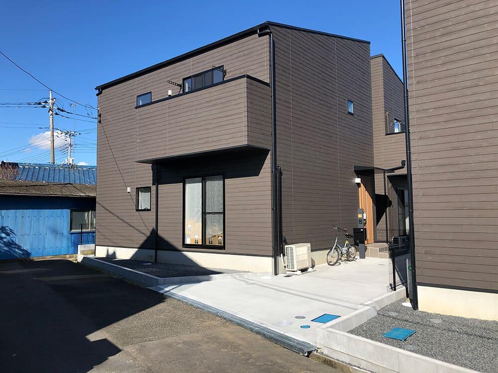 新築分譲住宅 NO.1293の施工写真3