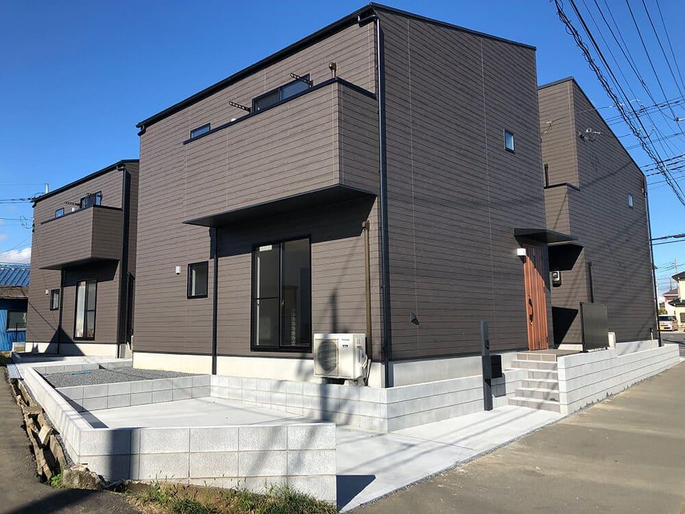 新築分譲住宅 NO.1293の施工写真メイン