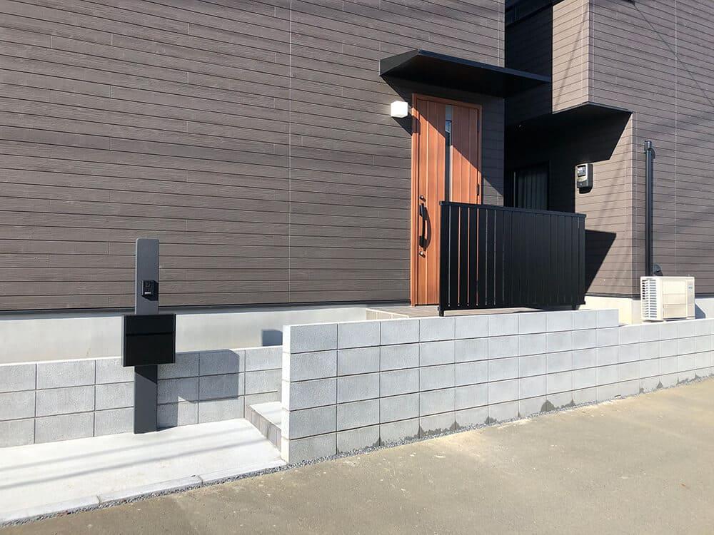 新築分譲住宅 NO.1293の施工写真2