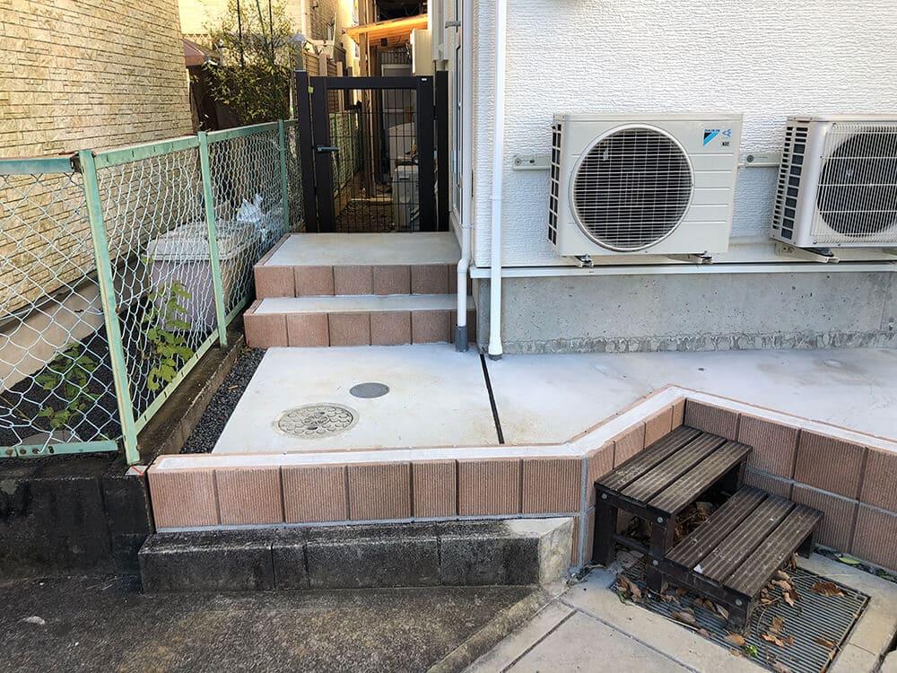 東大宮のうさぎ家 DAN'S HOUSE様外構工事 NO.1347の施工写真3