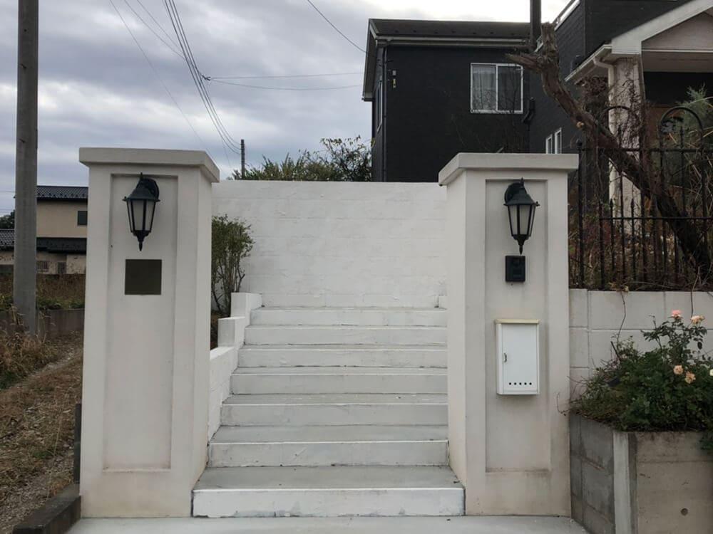 階段の造作工事 NO.1342の施工写真メイン