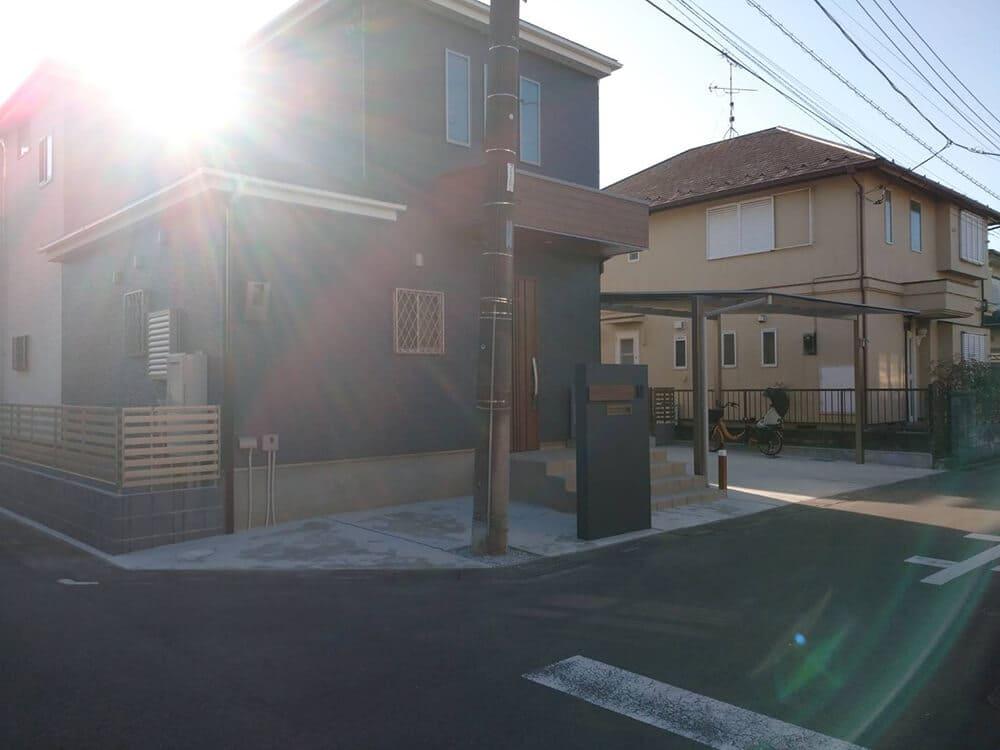 新築工事 NO.1374の施工写真3