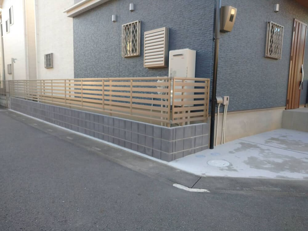 新築工事 NO.1374の施工写真2