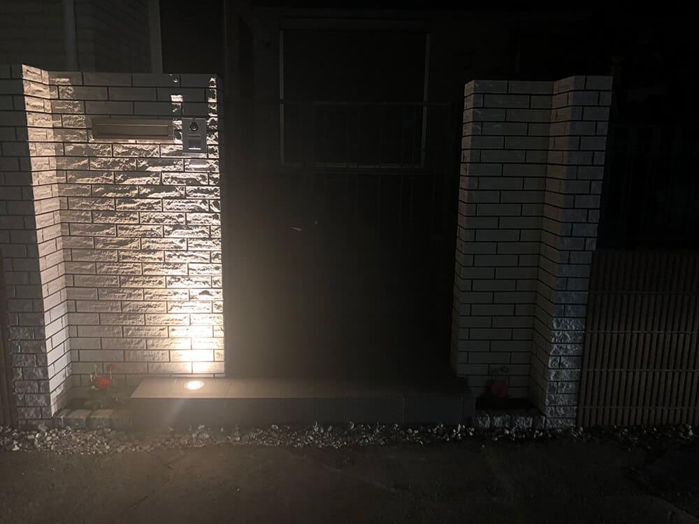 新築外構工事 NO.1400の施工写真2