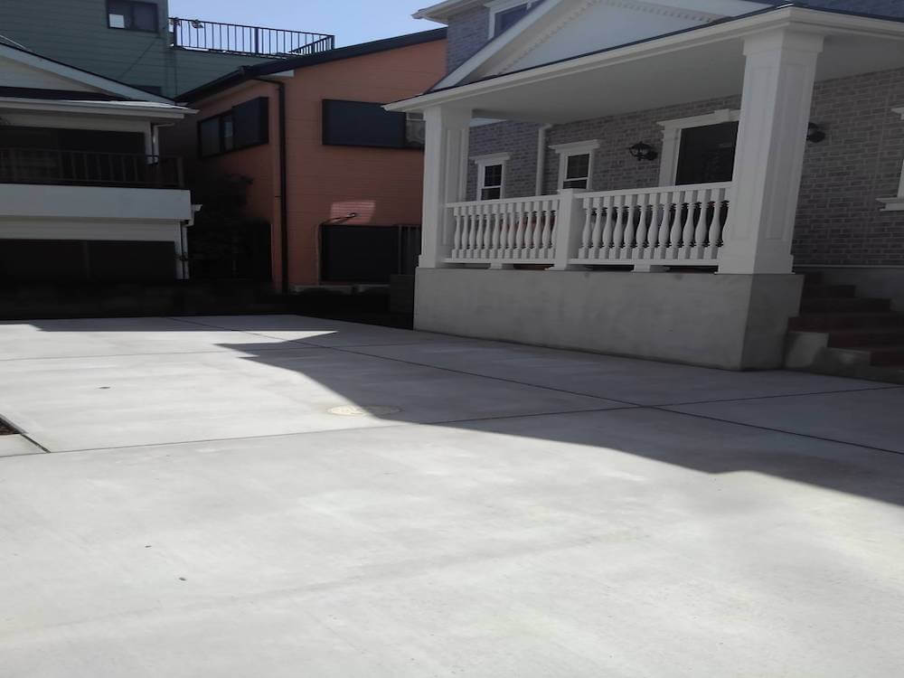 駐車場工事 No.1443の施工写真1