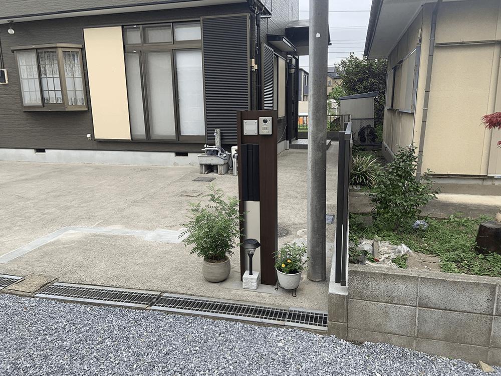 外構リフォーム工事 NO.1551